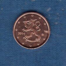 Finlande - 2014 - 2 centimes d'euro - Pièce neuve de rouleau -