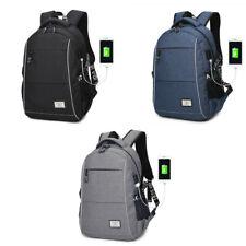 Waterproof Laptop Tablet Backpack MacBook Bag Rucksack Notebook Shoulder Bag