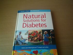 Natural Solutions for Diabetes by Reader's Digest (Australia) Pty Ltd.Hardcover