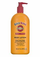 2 Pack - Gold Bond Body Lotion Medicated 14 oz Each