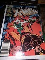 Uncanny X-Men #158 (1982, Marvel) 1st appearance Rogue in X-Men; Carol Danvers