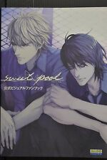 JAPAN Nitro+chiral: Sweet Pool Official Visual Fan Book