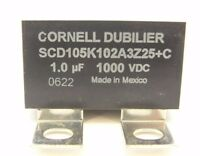 Cornell Dubilier SCD105K102A3Z25+C Module Capacitor NEW FAST SHIPPING (F70)