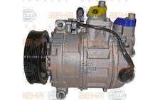 HELLA Compresor aire acondicionado 12V Para VW TOUAREG 8FK 351 322-811