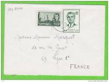 Sur Enveloppe - 2 timbres - Cachet de 1973