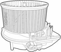 Denso Cabine Ventilateur / Moteur Pour Citroen Jumpy Coffret 2.0
