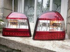 VW Golf 3 Led Rückleuchten rot/weiß Tuning  VR6 GT Tdi
