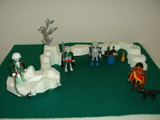 Playmobil Castle Knight - Zombie Camp and Zombie Hunter.