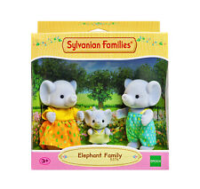 Sylvanian Families Calico Critters Ellwoods Elephant Family