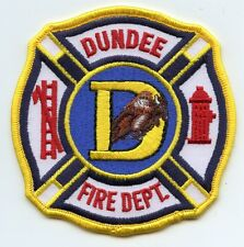 DUNDEE NEW YORK NY FIRE PATCH