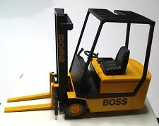 NZG (GERMANY) 1/25 diecast #3751 BOSS  LE16-50 FORKLIFT TRUCK MINT/BOXED