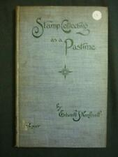 STAMP COLLECTING AS A PASTIME by EDWARD J NANKIVELL