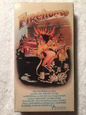 Firehouse (Prev. Viewed VHS) Barrett Hopkins, Shannon Murphy OOP HTF RARE!