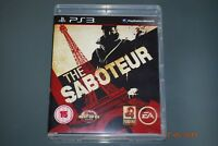 The Saboteur PS3 Playstation 3 **FREE UK POSTAGE**
