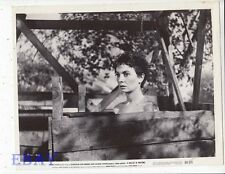 Jean Simmons in shower A Bullet Is Waiting VINTAGE Photo