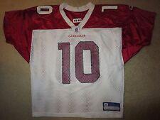 Arizona Cardinals #10 NFL Practice Game Worn Used Reebok Jersey