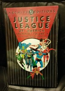 JUSTICE LEAGUE OF AMERICA ARCHIVES VOL. 4 - NUOVO ANCORA BLISTERATO! - DC COMICS