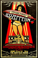 LED ZEPPELIN Poster Wall Art Picture Home Decor Painting 13x19