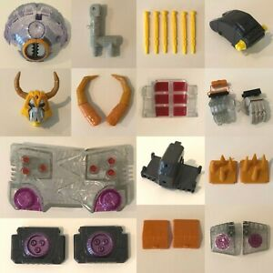 Transformers Unicron Figure Hasbro 2003 Choice of Replacement Parts Pieces