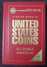 Guide Book Of United States Coins By R.S. Yeoman 55Th Edition 2002