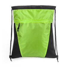 U-TURN AIR MESH SPORT PACK - Draw String Backpack - Green