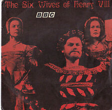 THE SIX WIVES OF HENRY VIII BBC TV Soundtrack EP