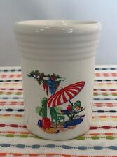 Fiestaware Sunporch Tumbler Fiesta Retired Limited Edition Small 6.5 oz Cup