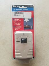Carlon Hs4390 Automatic Lighting House Sitter Timer Security Safety