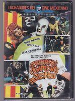 El Triunfo de los Campeones Justicieros New / Sealed DVD Spanish