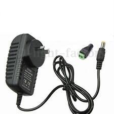 AU Plug LED Light Strip Power Supply AC 100-240v to DC 12v 2a Converter Adapter