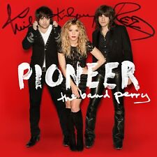 THE BAND PERRY - PIONEER DELUXE CD Signed AUTOGRAPHED!!