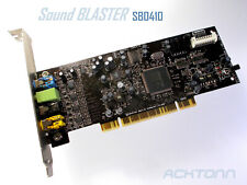 Creative SB0410 Sound Blaster Live 24-Bit PCI Sound Card Supports Win10 WIN7 XP