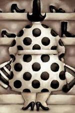 Shop till you Drop - Ian Rawlings Limited Edition *Mounted* Print 11/295