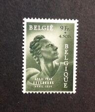 Belgium 1954 Vf Mint Hinged Semi Postal Catalogs $50+