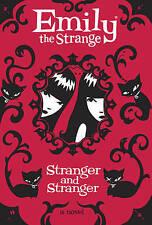 Emily the Strange - Strange and Stranger, VARIOUS | Hardcover Book | Acceptable