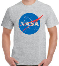 NASA - Mens Retro T-Shirt - Space Geek Nerd Big Bang Theory Sheldon Cooper NASA