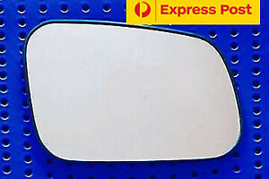 Right side mirror glass to suit Land ROVER DISCOVERY 1&2 1989-2004 Heated base