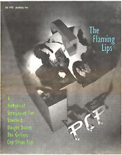 Flaming Lips Pcp Newspaper Interview Fall 1993