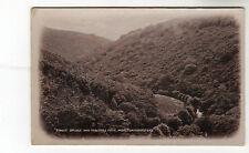 Fingle Bridge - Moretonhampsted Photo Postcard c1905