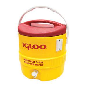 IGLOO 431 Beverage Cooler,Hard Sided,3.0 gal.