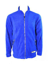 Hodge Heg Ezee Mens Fleece Jacket Coat (Blue) - M