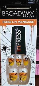 Halloween Impress Press on nails Dazzle me 62172
