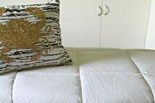 Claritin® Ultimate Allergen Barrier Embossed Stripe Comforter in Full/Queen Size