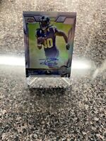 2015 Topps Chrome Refractor Todd Gurley Auto #/150 RC
