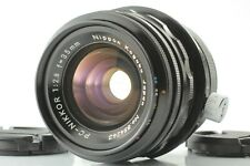 【EXC+5】Nikon PC Nikkor 35mm f2.8 / PERSPECTIVE CONTROL SHIFT LENS / from japan.1