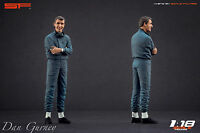 1:18 Dan Gurney figurine VERY RARE !!! NO CARS !! for diecast collectors