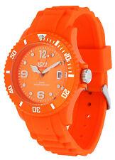 Ice-Watch Armbanduhr Sili Orange Uni Orange SIOEUS09