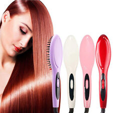 Unbranded Hair Straightening Brushes Tongs