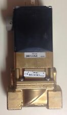 BURKERT 24V SERVO-ASSISTED DIAPHRAGM SOLENOID VALVE  5282 A 13,0 NBR 2-16 Bar