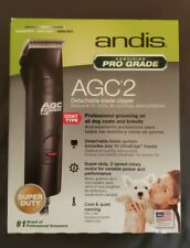 Andis AGC 2 Speed Clippers Professional Grooming for Dogs BRAND NEW